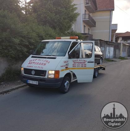 Slep Sluzba 00-24h – Beograd  i okolina