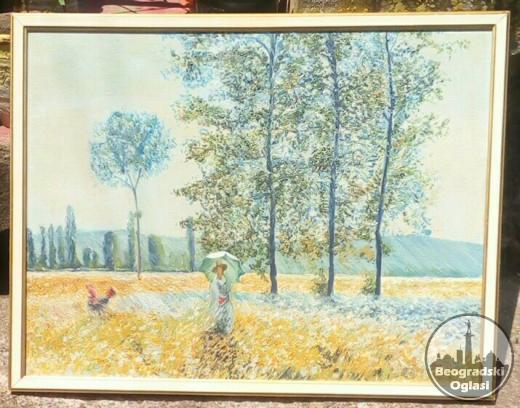 Kopija slike Kloda Monea