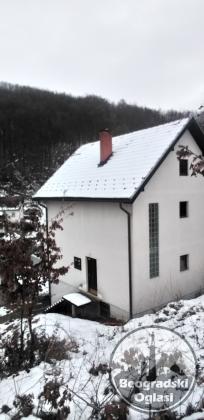 Porodična kuća Vrnjačka Banja