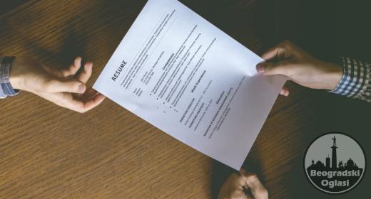 Profesionalne CV biografije, motivaciona i propratna pisma