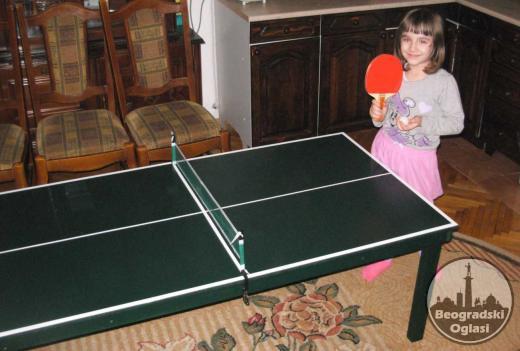 Radim po porudžbini dečije stolove za stoni tenis