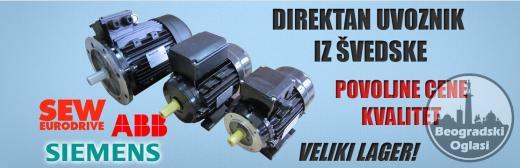 Velika ponuda elektomotora i reduktora-Wiking gross
