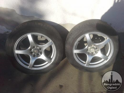 aluminijske felne 16 sa gumama