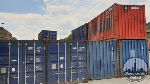 Brodski kontejner 6metara