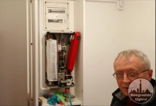 Elektricarske usluge haus majstor, etazno grejanje, LED struja, TA peci, bojler, sporet