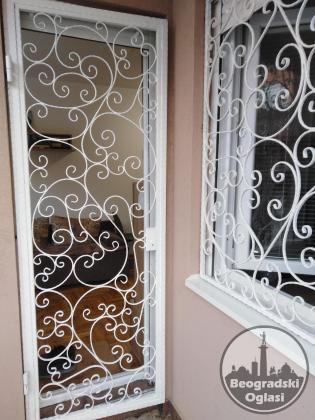 izrada metalnih resetaka zastita stanova i kuca