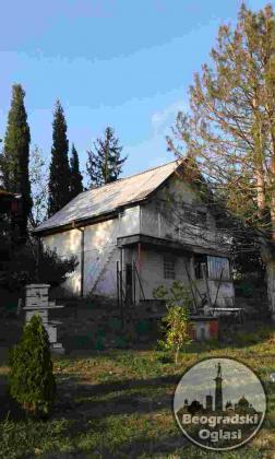Vikendica-Milosevacko jezero- 100 m2 -10 ari