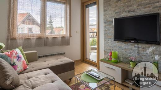 Apartmani na Zlatiboru, prijem gostiju, ciscenje, peglanje