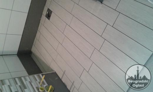 Keramičar NS - Lepljenje zidnih i podnih pločica