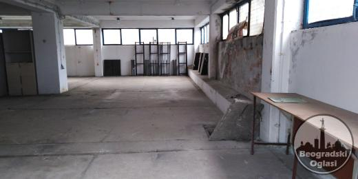 Magacin, 600 m2