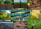 Navodnjavanje travnjaka Beograd