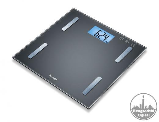 BEURER Dijagnostička Vaga za merenje telesne težine BF 180