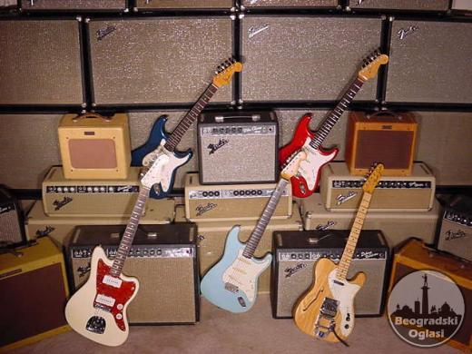 KUPUJEM stariju gitarsku opremu