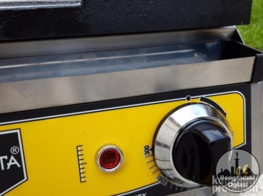 Profesionalni Električni Roštilj 40x40