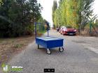 Kolica za prikupljanje tereta i transport buradi - URBANA OPREMA DOO