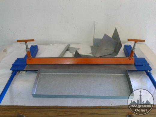 Mašina hobi za savijanje lima