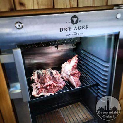 Uređaj za suvo zrenje mesa