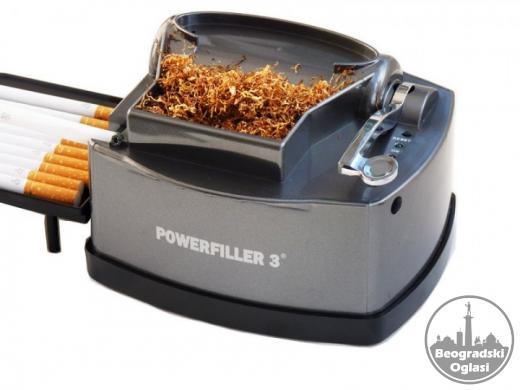 Mašinica za punjenje cigareta Powerfiller 3