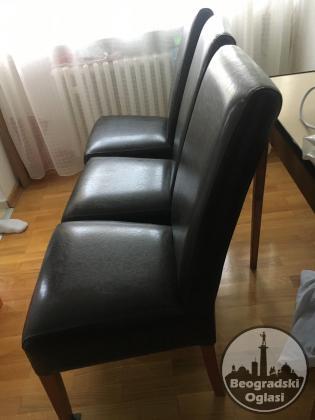 Stolice 4 komada