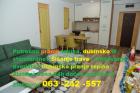 Čišćenje apartmana na Zlatiboru, pranje, prijem gostiju, održavanje partmana, gipsarski radovi,