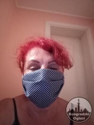 Pamucne maske, 70 din!