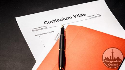Profesionalne CV biografije, motivaciona i propratna pisma na više stranih jezika