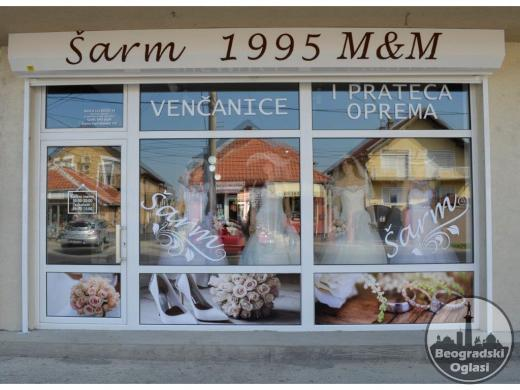 Salon vencanica Sarm M&M