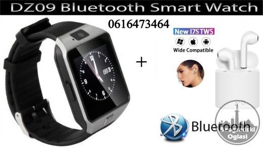 Smart Watch DZ09 - Pametni Sat -Mobilni Telefon