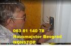 Beograd hausmajstor, elektricar etazno grejanje, akcija nonstop cenovnik
