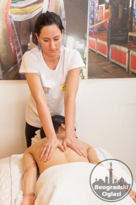 Aromatherapy Masaža