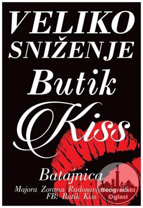 BUTIK KISS
