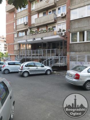 Dvosoban stan 58m2, Studentski grad, Novi Beograd