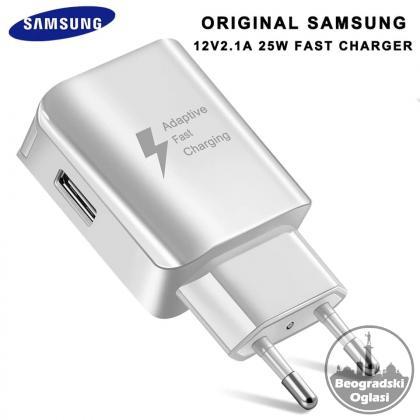 Originalni Samsung Brzi Punjač 25W 12V 2.1A