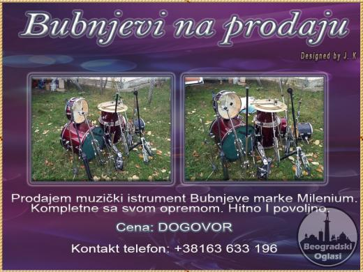 Bubnjevi Milenium