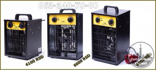 Grejalice ProLineTech 2 - 3 - 5 KW