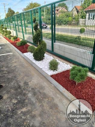 Uredjenje dvorista i vrtova