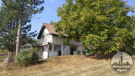 Vikendica-Milosevacko jezero- 100 m2 - 20 ari