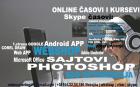 Online kursevi informatike, SKYPE poducavanje, izrada sajtova i portala, WEBSHOPS