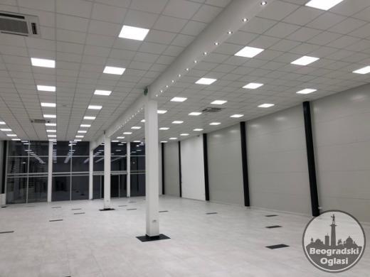 Beograd-Novi Beograd-Surčin,Novo u Vojvođanskoj ulici- vrhunski savremen poslovni prostor