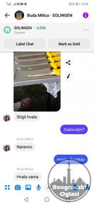 NOZEVI VRHUNSKOG KVALITETA