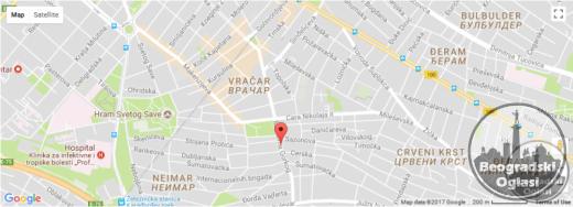 Potražujem građevinsko zemljište u Beogradu