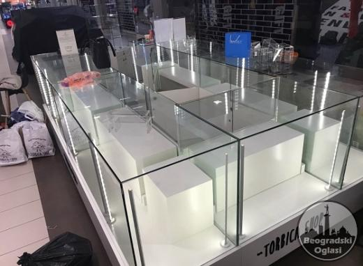 Prodajem stand ( kiosk )