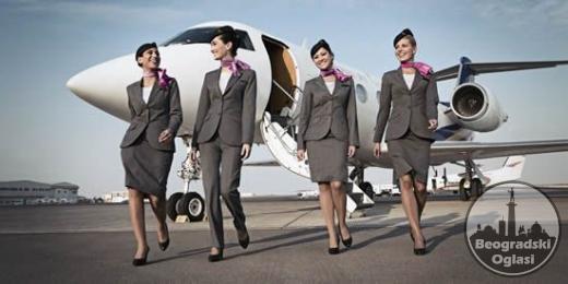 Stewardess (flight attendants) m/f
