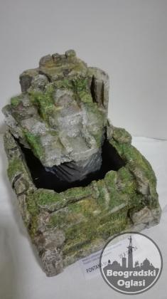 Stone fontane