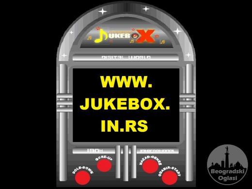 Jukebox Dzuboks Aparat