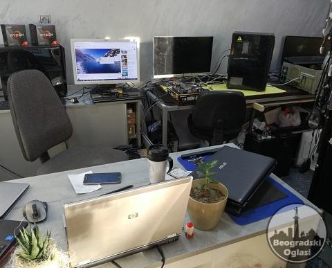 Laptop servis Cukarica