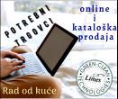 Posao od kuće-online i kataloška prodaja