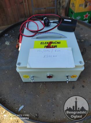 Elektricni cuvari zivotinja cobanice