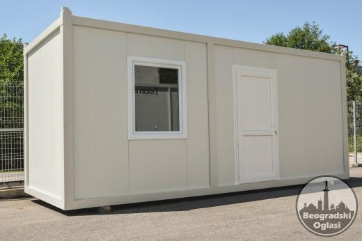 Montažni kontejner 6m x 2,4m
