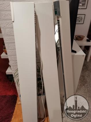 Norveski radijatori ADAX 3 kom